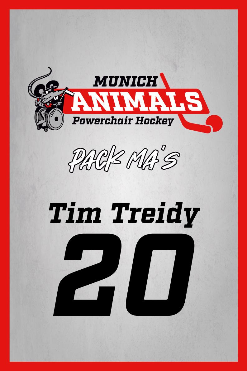 Tim Treidy