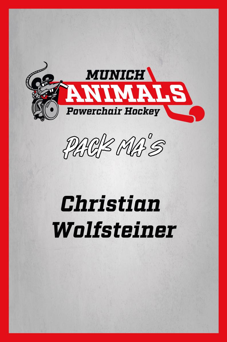 Christian Wolfsteiner